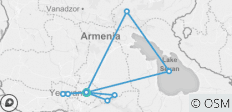 Armenia with free days / 8 Days  - 10 destinations