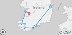 Countryside of the Emerald Isle  (Dublin to Ennis) (2020) - 11 destinations