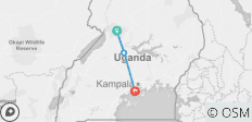 Big 5 Uganda  - 3 destinations