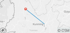 Essence Golf tour to Kunming & Lijiang - 2 destinations