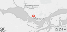 Manaus,  Discovering the  Amazon - 1 destination