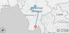Amazing Myanmar (10 Days) - 4 destinations