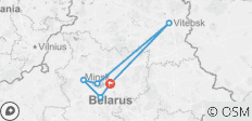 Сultural background of Belarus - 6 destinations