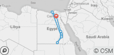 Egypt Experience - 8 destinations
