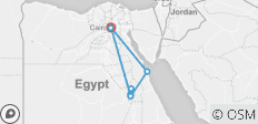 Egypt Uncovered - 11 days - 9 destinations