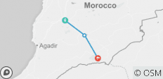 3 Days Desert Tour from Marrakech to Chegaga - 3 destinations