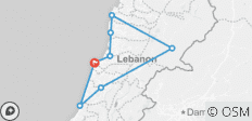 Highlights of Lebanon - 7 destinations