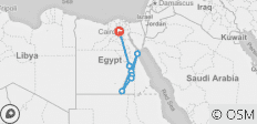 All Of Egypt, 10 Days - 8 destinations