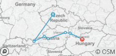 Epic Eastern Europe - Prague to Budapest - 12 Days - 7 destinations
