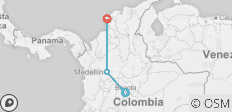 LGBT Private Tour - Colombia Highlights - 3 destinations