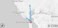 San Francisco Explorer - 7 destinations