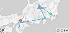 Japan Adventure - 13 Days - 7 destinations