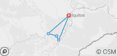 Aqua Nera 7-Nights High Water (Iquitos to Iquitos) November to May - 5 destinations