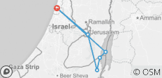 Tel Aviv & Beyond - Highlights Package (4D/3N) - 6 destinations