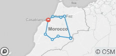 New Year\'s Eve in Morocco - 10 destinations