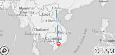 The Cultural Vietnam Trip - 2 destinations