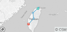 7-Day Private Food Tour in Taiwan - 5 destinations