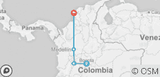 Real Colombia - 5 destinations