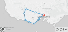 3 Day Great Ocean Road and Grampians - 11 destinations