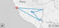 Real Peru - 13 destinations