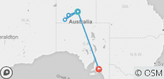 The Red Centre to Adelaide: Uluru & the Outback - 5 destinations
