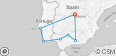 Amazing Spain & Portugal-2020 - 7 destinations