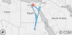 Exotic Egypt - 11 destinations