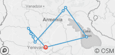 Exploring Armenia - 9 destinations