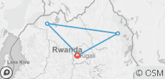 Rwanda Exclusive: Gorillas and the Wild - 5 destinations