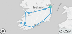 Corners of Southern Ireland 2020 - 12 destinations