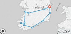 Corners of Southern Ireland - 12 destinations