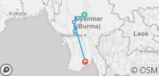 Luxury Irrawaddy 2021/2022 (Start Mandalay, End Yangon) - 10 destinations