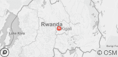 Rwanda: the Full Works on a Shoestring - 1 destination
