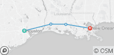 Louisiana Mardi Gras Festival Tour - 4 destinations