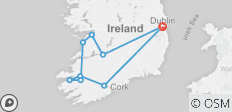 A Flavour of Ireland - 9 destinations