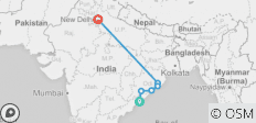 An event filled Journey to Orissa - 6 destinations