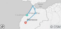 Morocco Family Cycling Holiday - 5 destinations
