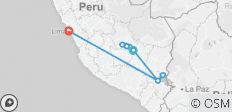 Peru Family Holiday with Teenagers  - 10 destinations