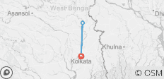 Iskcon Mayapur with Kolkata Tour - 3 destinations