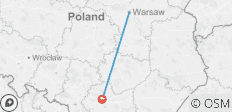 Poland New Year 5 day break - 2 destinations