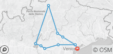 Verona, Valpolicella, Lake Garda & Veneto Villages - 11 destinations