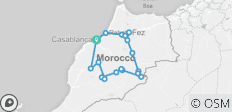 Morocco New Year 2020 - 18 destinations