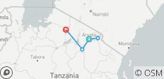 Kilimanjaro Trek, and Bespoke Safari With Zanzibar Option (Flights & accommodation can be arranged for anyone wanting to add that on) - 5 destinations