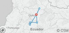 Ecuador on a Shoestring 8D/7N - 8 destinations