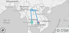 Stories of Southeast Asia - 12 destinations
