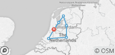 Tulips of Northern Holland 2021 - 7 destinations