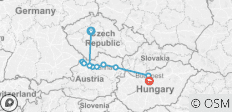 Active & Discovery on the Danube with 2 Nights in Prague (Eastbound) 2021 - 11 destinations