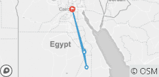 Egyptian Explorer - 8 days - 6 destinations