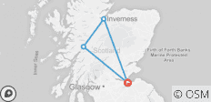 3 Day / 2 Night Scottish Highland Experience from Edinburgh - 4 destinations
