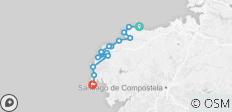Camino dos Faros: The Lighthouse Way to Finisterre - 16 destinations